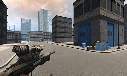 Sniper Contract killer Pro 3D 3