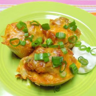 Jalapeno Popper Chicken Stuffed Shells