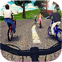 Real BMX Bicycle Racing & Extreme Quad Stunts icon