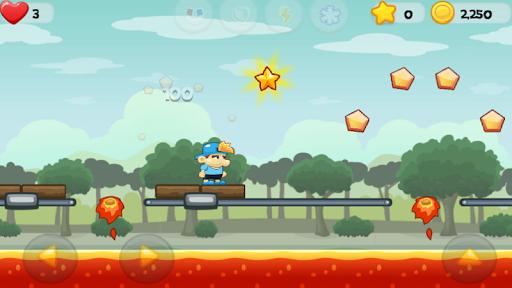 Luccas World - Jungle Adventure 7.0 screenshots 3