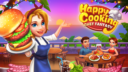 Happy Cooking: Chef Fever 1.1.8 screenshots 1