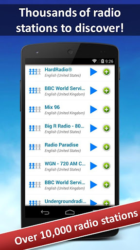 Radio FM ! screenshot