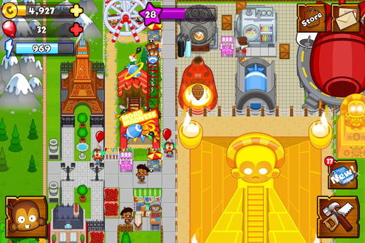 Bloons Monkey City 1.12.1 screenshots 3