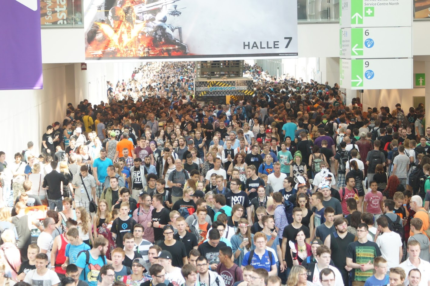 Gamescom 2015 Anime Manga Cosplay