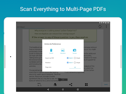 PDF Reader - Scan、Edit & Share- screenshot thumbnail