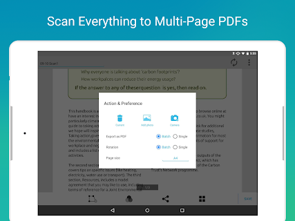 PDF Reader - Scan、Edit & Share screenshot 11