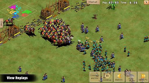 War of Empire Conquestuff1a3v3 Arena Game Screenshots 4