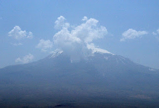 Photo: Ararat - widok z monastyru Khor Virap