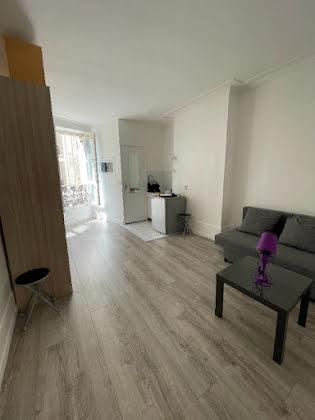 Location studio 19,09 m2