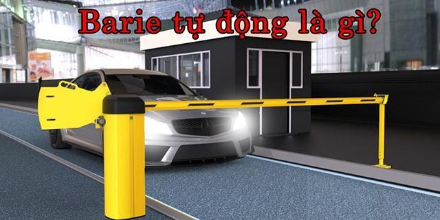 Hệ thống barie là gì?