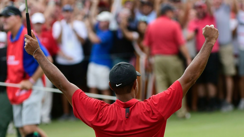 Watch Tiger Woods: Return of the Roar live