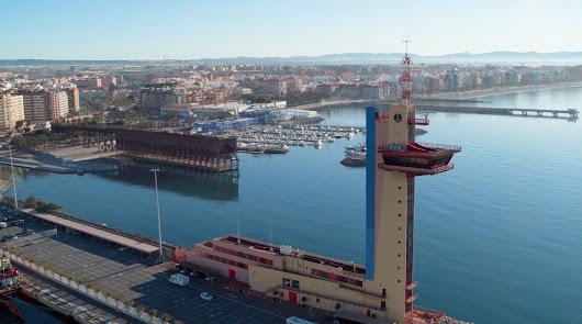 Nuevo contrato para la conexión marítima de Almería-Melilla