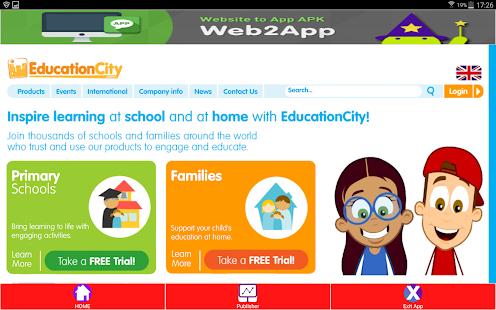 Education city homework