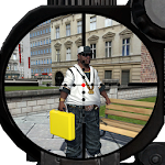 Sniper Kill Shoot Assassin 3D Icon