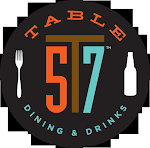 Logo for Table 57 Dining & Drinks