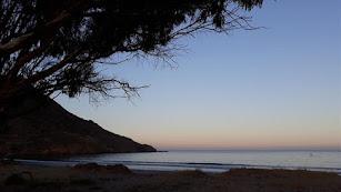 Imagen de archivo de una playa del Cabo de Gata.