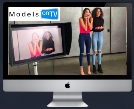 Models on TV Ecourse