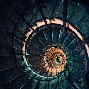 Spiral by Brandon Rechten - Buildings & Architecture Architectural Detail