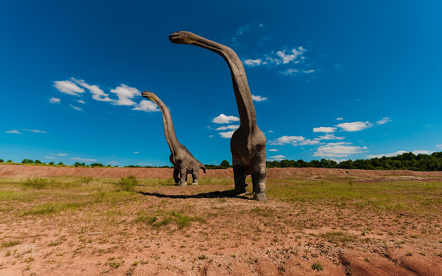 Dinosaur - New Tab in HD