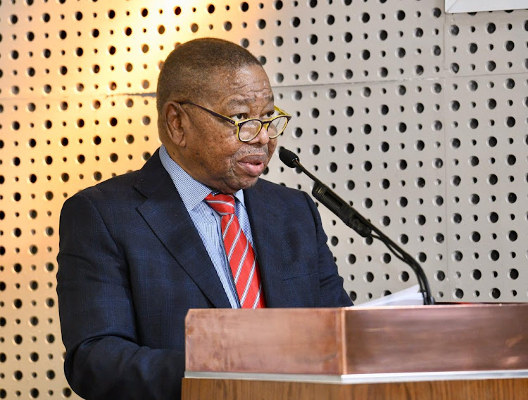 Higher education minister Blade Nzimande on April 30 2020 outlined the plans for the 2020 academic year.