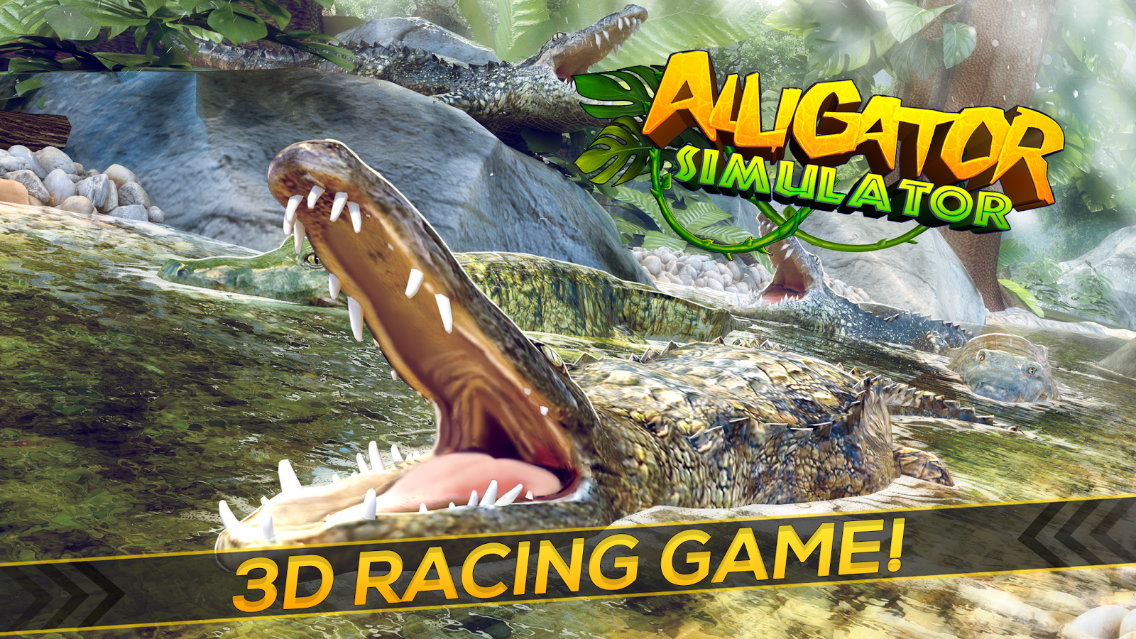 alligator simulator free game android apps on google play
