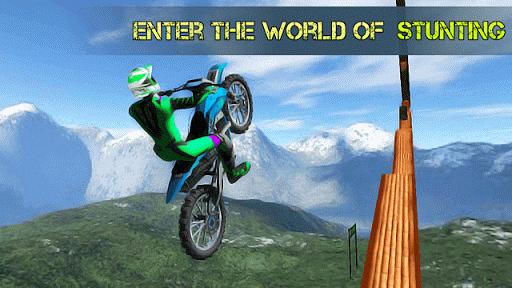 Stunt Bike Island: Stunt Zone