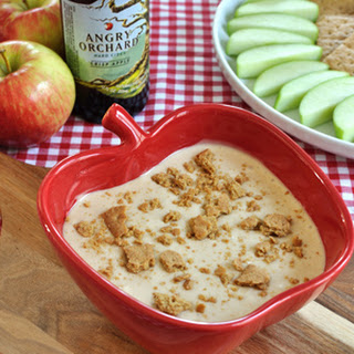 Hard Apple Cider Fruit Dip