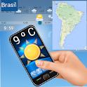 Clima de temperatura o Brasil icon