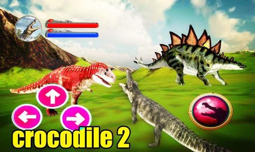 野生鱷魚模擬器3D2