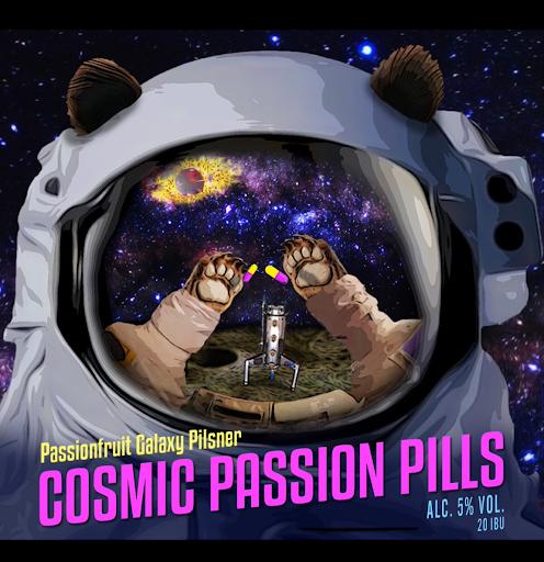 COSMIC PASSION PILLS