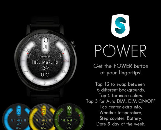 POWER for WatchMaker
