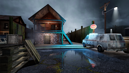 The Lost Road:Zombie Shooter Game & Survival FPS 1.0.0 screenshots 1