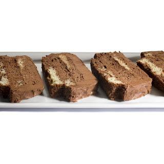 Chocolate Brioche Club Sandwich.