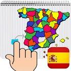Juego del Mapa de España icon