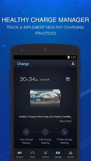 15 DU Battery Saver丨Power Doctor App screenshot