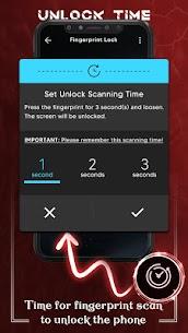 Fingerprint Lock Screen Prank – Phone Screen Lock 5