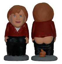 Photo: ANGELA MERKEL