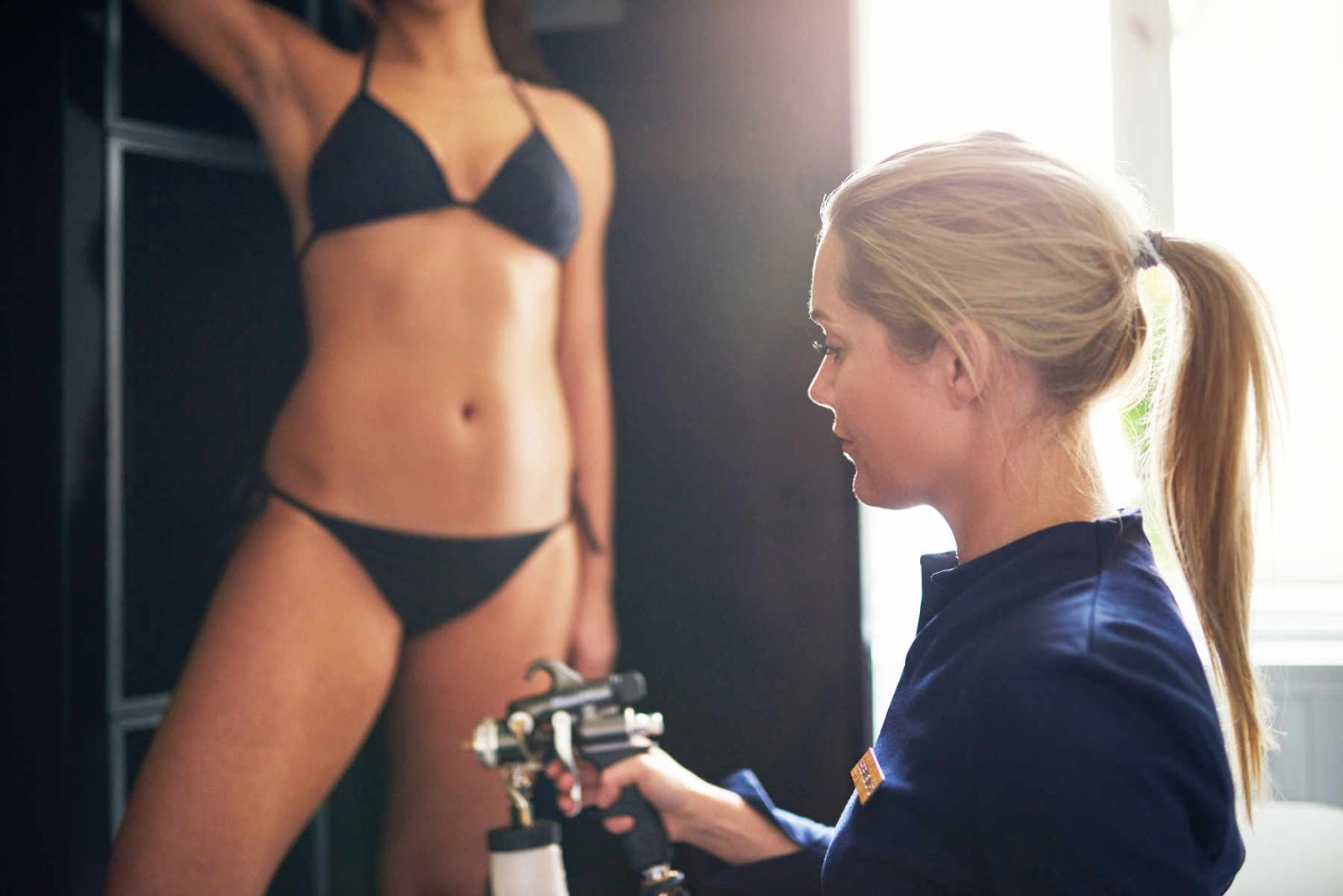 Image result for Spray On Tan –The Secret To A New You