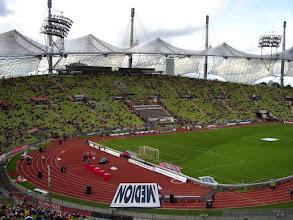 Photo: Olympia stadion - München.