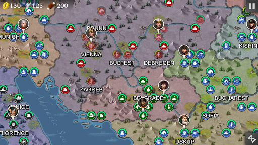 European War 4: Napoleon screenshot 5