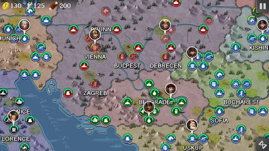 European War 4: Napoleon Mod Apk 1.4.20 5