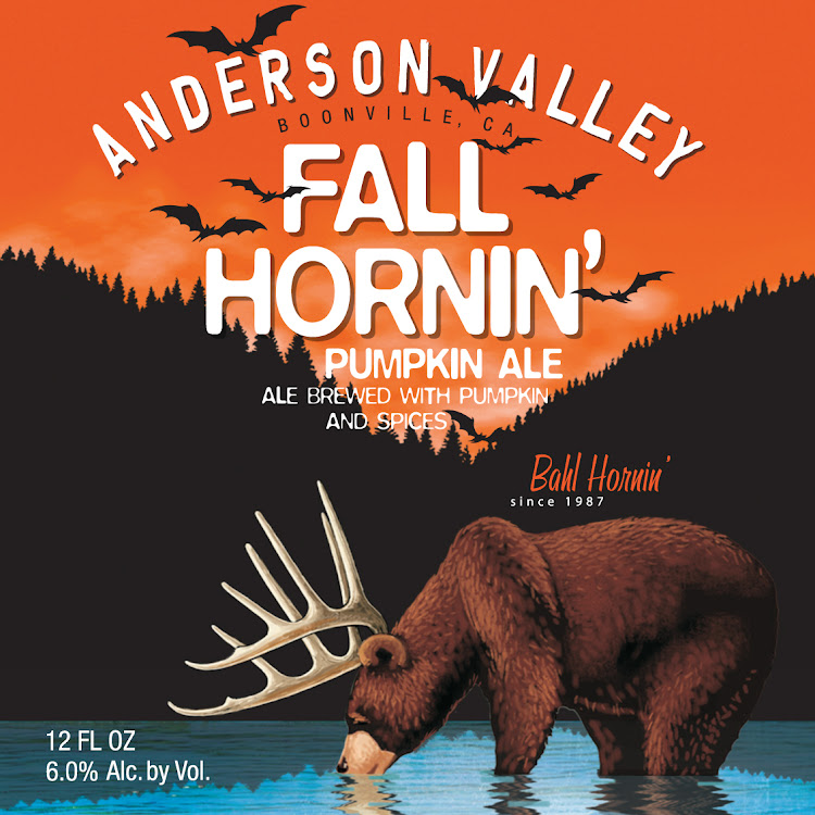 Logo of Anderson Valley Fall Hornin