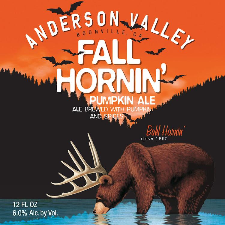 Logo of Anderson Valley Fall Hornin