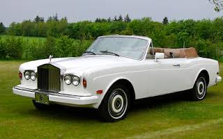 Rolls-Royce Corniche Rent Fyn