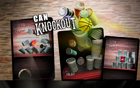 Tin Can Knockdown : Can Smasher Fever 2017 - náhled