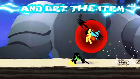 Stickman The Flash MOD APK 1.53.13 [God Mode] 8
