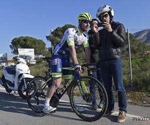 Belg Boris Vallée grijpt net naast ritzege in Ronde van de Ain
