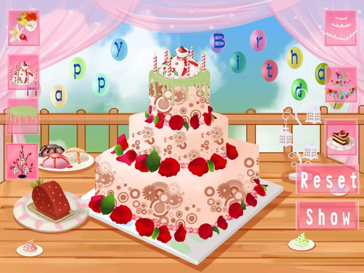 pretty birthday cakes hd android apps on google play on birthday cakes hd photo