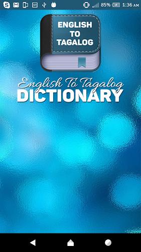 dictionary english tagalog translation free download apk