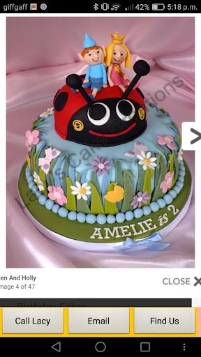 Lacy's Cake Creations 1.0 screenshots 2